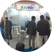 History of Juvair 2017 Target Top 5 in the oxygen generator market in China